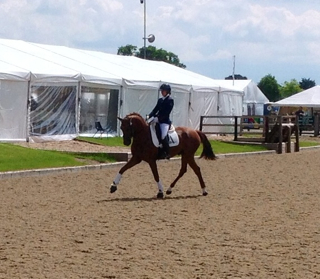 Waverley Federer at Somerford Premier League